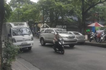 Cho thuê mặt 2 mặt phố Nguyên Hồng kinh doanh cafe, quán ăn, 40tr/tháng