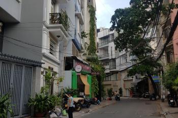 Bán nhà mặt tiền Nguyễn Lâm, Phú Nhuận, DTKV: 40m2, 1 trệt, 3 lầu. Giá: 4.8 tỷ