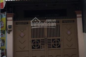Nhà mặt tiền Tân Hòa Đông 4,1mx20m 1 lầu sân thượng