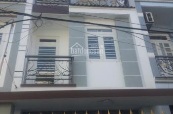 Bán nhà hẻm 17/ Liên Khu 5 - 6, P Bình Hưng Hòa, Quận Bình Tân, DT 4m x 18m nhà 1 trệt + 2 lầu