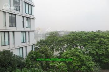 Cho thuê nhà riêng mặt Hồ Ba Mẫu, có gara ô tô, phù hợp để ở hoặc làm văn phòng. LH 0971516089