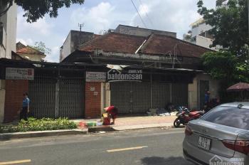 Cho thuê biệt thự cổ TT Q3, số 36 Nguyễn Thị Diệu, P6, Q3. DT 30x18m