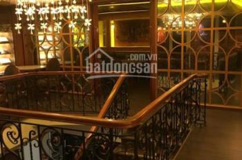 Cho thuê nhà mặt phố Trần Khát Chân kéo dài, diện tích 60m2 x 6 tầng, mặt tiền 4.2m