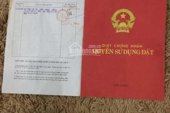 Cần bán gấp nhà đất chính chủ, diện tích 96m2 tổ 107 Cẩm Sơn, Cẩm Phả, Quảng Ninh