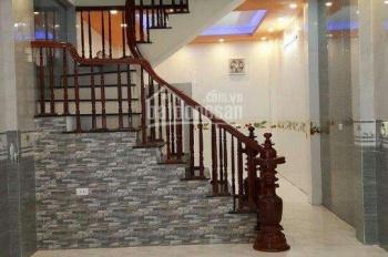Cho thuê nhà tại phường Yên Nghĩa - Hà Đông 55m2 x 5 tầng, 10 triệu/th, nóng lạnh, tủ bếp