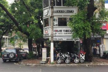 Bán nhà đất vàng kinh doanh mặt phố Trương Định, 357m2, mặt tiền gần 13m chỉ 41.5 tỷ