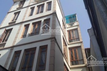 Bán căn nhà phố Đặng Thai Mai, gần hồ, DT 90m2 x 5 tầng, mặt tiền 6m, gần Phủ Tây Hồ
