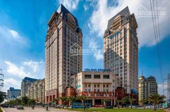 Cho thuê mặt bằng làm văn phòng tại tòa nhà Sông Đà, Phạm Hùng, Nam Từ Liêm, Hà Nội