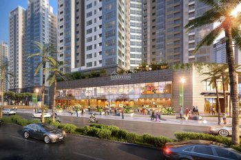 Mở bán tầng đế thương mại chung cư Starlake, diện tích nhỏ dòng tiền linh hoạt