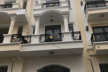 Nhà phố 1 trệt, 1 lửng, 3 lầu, 4.5x15m, đường Hiệp Bình, hẻm 7.5m Cá Sấu Hoa Cà
