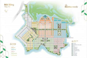 Chính chủ cần bán nền đất Biên Hòa New City, giá tốt cho đầu tư, 0903647344