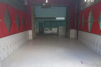 Cho thuê nhà nguyên căn mặt tiền đường lớn Bình Long