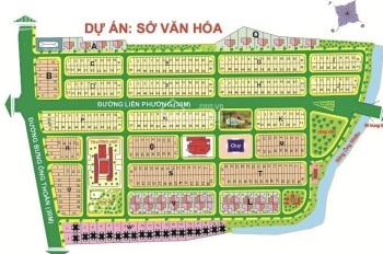 Bán ngay 1 lô 6x15m, dự án Sở Văn Hoá Thông Tin giá tốt, gọi 0901852832 để đi xem đất