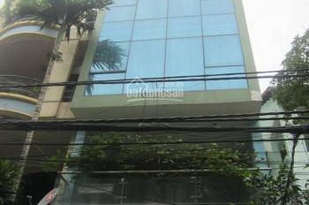 Chính chủ cho thuê tòa nhà mặt đường Phạm Văn Đồng, Mai Dịch, Cầu Giấy 6 tầng thang máy
