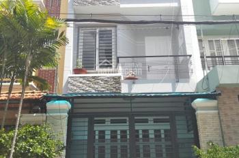 Bán nhà MT đường Số 21, khu Bình Phú, 4 x 18m, 3.5 tấm, 8.1 tỷ