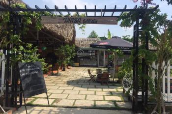 Sang nhượng lại mặt bằng kinh doanh cafe, không gian đẹp nhất Quận 2