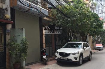 Bán gấp nhà mới phân lô siêu đẹp phố Hoàng Đạo Thành, ô tô, KD đỉnh, 33m2 x 6T, 4.4 tỷ: 0989699458