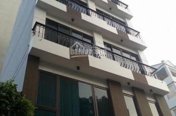Sốc! Mặt phố Hoàng Quốc Việt 320tr/m2, 203m2 * 7 tầng, thang máy, vỉa hè 10m