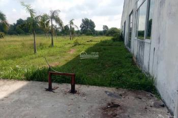 Cho thuê nhà xưởng ở Lai Hưng - Bàu Bàng, nhà xưởng: 6000m2, tổng DT đất 54.000m2