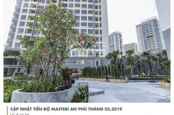 Bán căn 02 Block B Masteri An Phú, Quận 2 (2PN), DT 70m2, view nhìn sông SG, giá 3.7 tỷ
