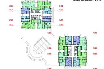 Bán chung cư Mỹ Đình, giá chỉ từ 1,95 tỷ, hỗ trợ vay 65% LS 0% trong 18 tháng