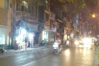 Nhà mặt phố 129m2 mặt tiền 5m, đường Nguyễn Khuyến, Văn Miếu, Đống Đa, Hà Nội