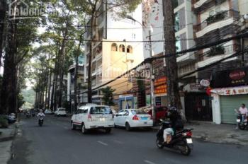 Bán nhà mặt tiền Thành Thái, Q10, DT: 5,3x30m, 1 lầu. GPXD: Hầm + 8 lầu