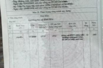 Bán khu nhà trọ giá rẻ Thuận An, Bình Dương, sổ hồng 100%. LH: 0773088878