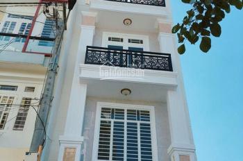 Nhà lầu, giá 6 tỷ, 4 PN, 5 WC, DT 4x17m, khu dân cư Hưng Phú ngay Coop Mart Bình Triệu, Thủ Đức