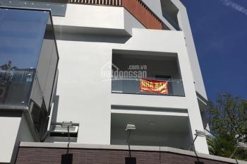 Bán biệt thự Trần Bình Trọng, nhà bán 2 mặt tiền hẻm, DT: 6,2x12m, P. 1, Q 5, giá 11.8 tỷ