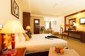 Bán khách sạn mặt tiền đường Cô Giang, Cô Bắc ngay khu phố Tây Đề Thám, Bùi Viện. LH 0912110055