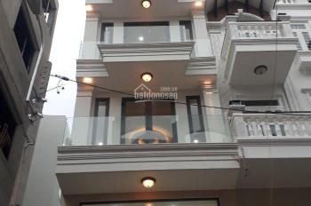 Nhà 4x18m Dương Quảng Hàm, P5 đường 9m thông. Đúc 5.5 tấm giá 8tỷ500 LH 0903016566 hình thật 100%