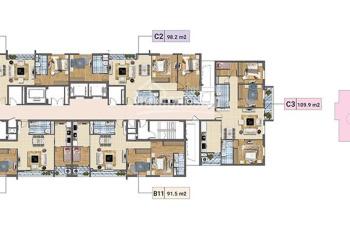 Chính chủ cần bán căn hộ Xuân Phương Tasco, căn 1002, DT 109m2, tòa D giá 20.5tr/m2, LH: 0936071228