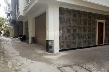 Bán nhà PL giáo viên,sau trường ĐH thương mại hồ tùng mậu Trần Bình,DT65mx5T MT5m,có gara ôtô 7,4tỷ