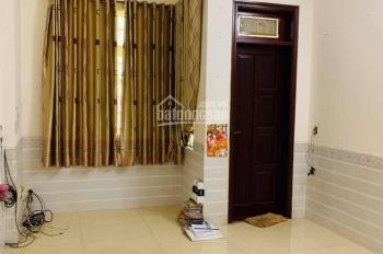 Cho thuê căn nhà hẻm 1/ Đường số 12, P11, Gò Vấp, DT: 4x16m, trệt 3 lầu, ST. Giá 16 triệu