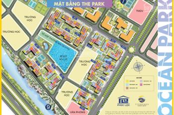 Những tòa căn hộ đẹp nhất The Park, Vincity Gia Lâm, quỹ căn đẹp, ưu đãi lớn, 0944.297.368