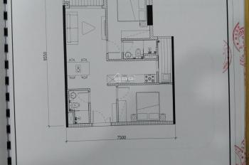 Chính chủ bán căn hộ Q7 Saigon Riverside tầng 12 diện tích 66m2. Mã căn M1.12.07 - LH: 0938696549