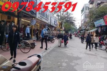 Bán đất kinh doanh tại Học Viện Nông Nghiệp Gia Lâm, LH Mr Hưng 0978453591
