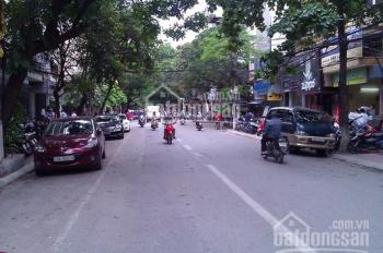 Bán nhà mặt phố Nguyễn Văn Cừ, Long Biên 360m2, giá 70 tỷ 2 mặt tiền vị trí cực đẹp, đã có GPXD 10T