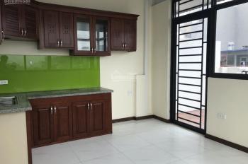 Cho thuê nhà riêng Hồ Ba Mẫu 60m2 x 3.5tầng, mặt tiền 3.6m, nhà 7 phòng ngủ giá 15 tr/th