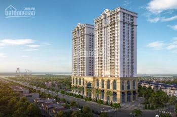 Chính chủ gửi bán lô biệt thự liền kề Tây Hồ Residence 68A Võ Chí Công, 132m2, 4 tầng, giá 18.2 tỷ