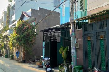 Cần tiền bán gấp nhà 4 x 15m, ngay khu dân cư Vĩnh Lộc - Quận 5 - giá 3,5 tỷ