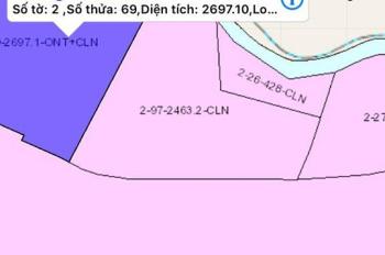 Chính chủ cần bán đất tại xã Thừa Đức, Cẩm Mỹ, cách sân bay Long Thành 1km