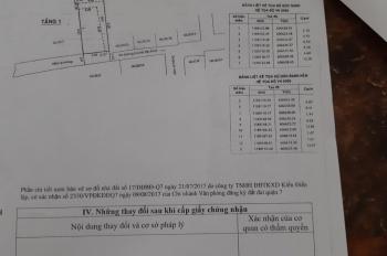 Chính chủ bán gấp lô đất DT 63,4m2 Quận 7, TPHCM, có sẵn 4 phòng trọ thu nhập 8tr/tháng
