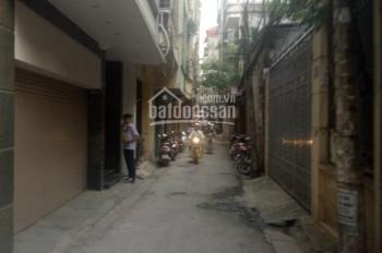 Bán nhà phân lô phố Nguyễn Phúc Lai - Hoàng Cầu - 50m2 x 4,5T - ô tô đỗ cửa - 6.55 tỷ