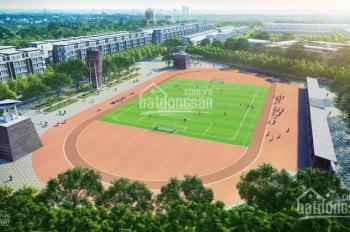 Đất nền liền kề lô góc, shophouse Bắc Ninh, sổ đỏ từng lô 100m2 22tr/m2, hỗ trợ 70% LS 0% 18 tháng