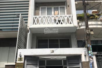 Cho thuê nhà nguyên căn đường lớn MT D2 Q. Bình Thạnh. Khu tập trung các tòa nhà, văn phòng