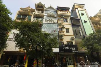 Nhà mặt phố Nguyên Hồng, S =50m2 x 3,5T, MT 5m, nhượng mặt bằng, vị trí đẹp, vỉa hè rộng