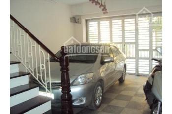Nhà riêng biệt ngõ 64 phố Vĩnh Phúc cần cho thuê lâu dài, DT 50m2 x 5 tầng, giá 20 tr/th