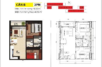 Bán căn hộ Bcons Suối Tiên, mã căn A10, 2 phòng ngủ
